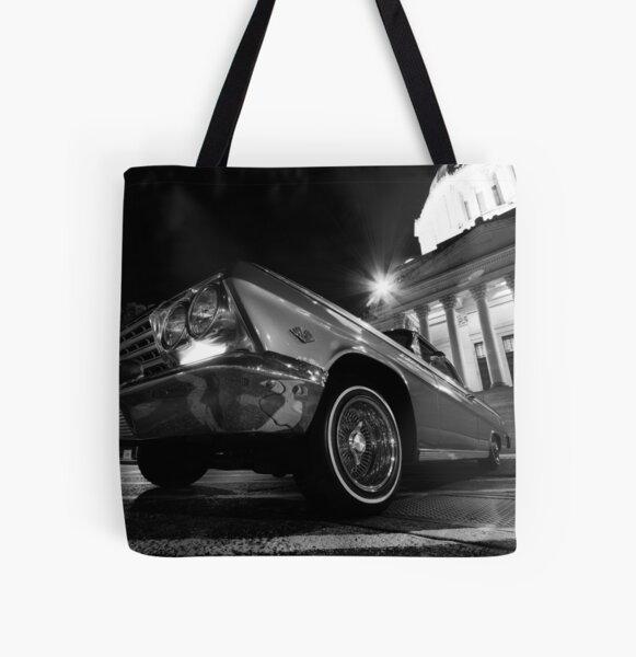 1962 Impala SS All Over Print Tote Bag