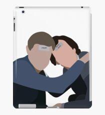 Sherlock Holmes and John Watson Bachelor Party iPad Case/Skin