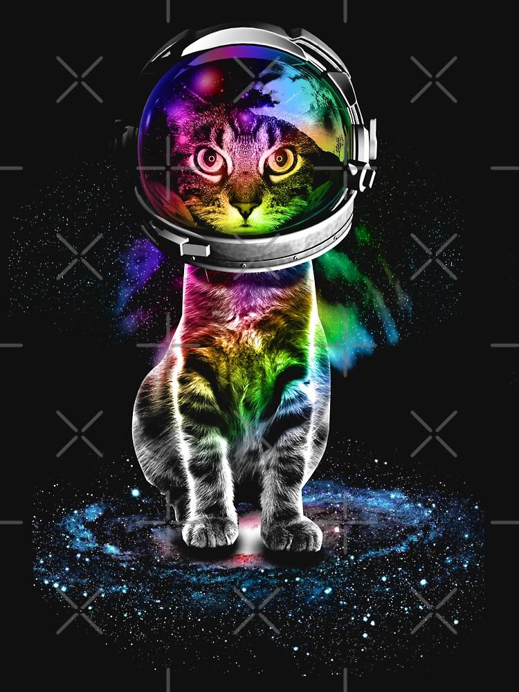 Cosmos Kitten by clingcling