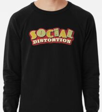 SOCIAL DISTORTION  Lightweight Sweatshirt