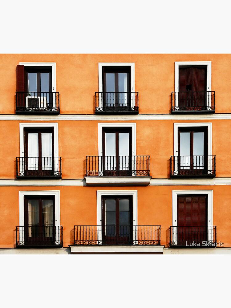 Madrid, Spain. by LukaSkracic