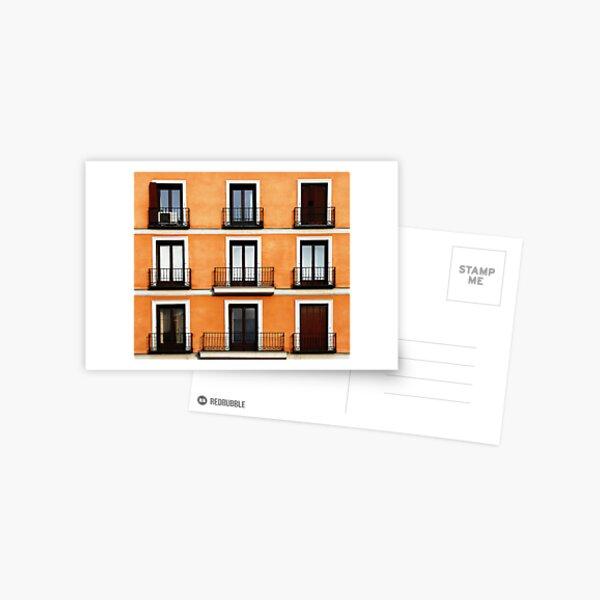 Madrid, Spain. Postcard