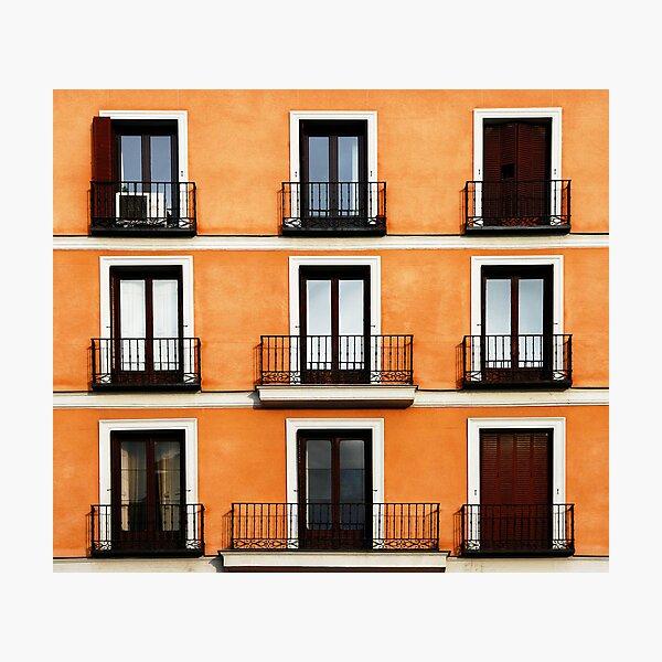 Madrid, Spain. Photographic Print
