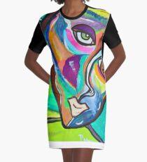 Pzeepaint3 Graphic T-Shirt Dress
