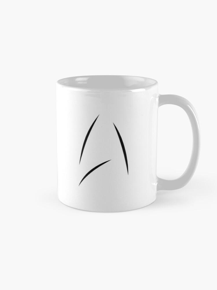 Alternate view of Star Trek Mug Mug