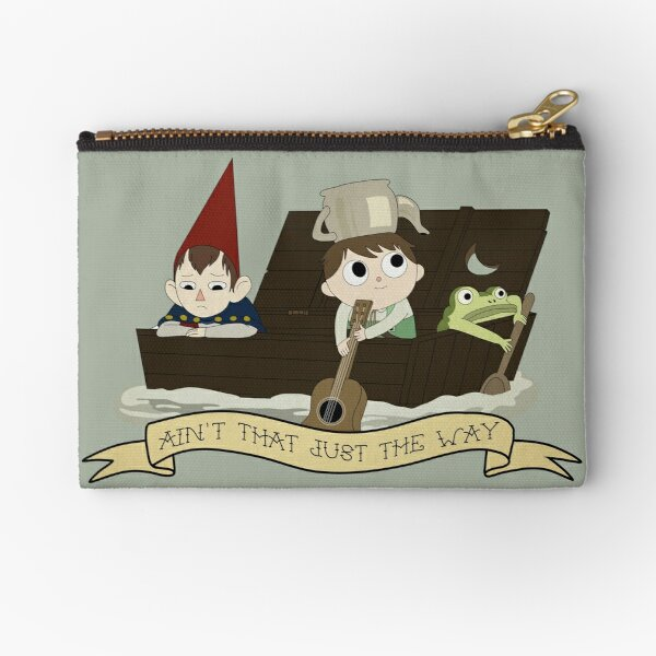 Ain't That Just The Way? Zipper Pouch