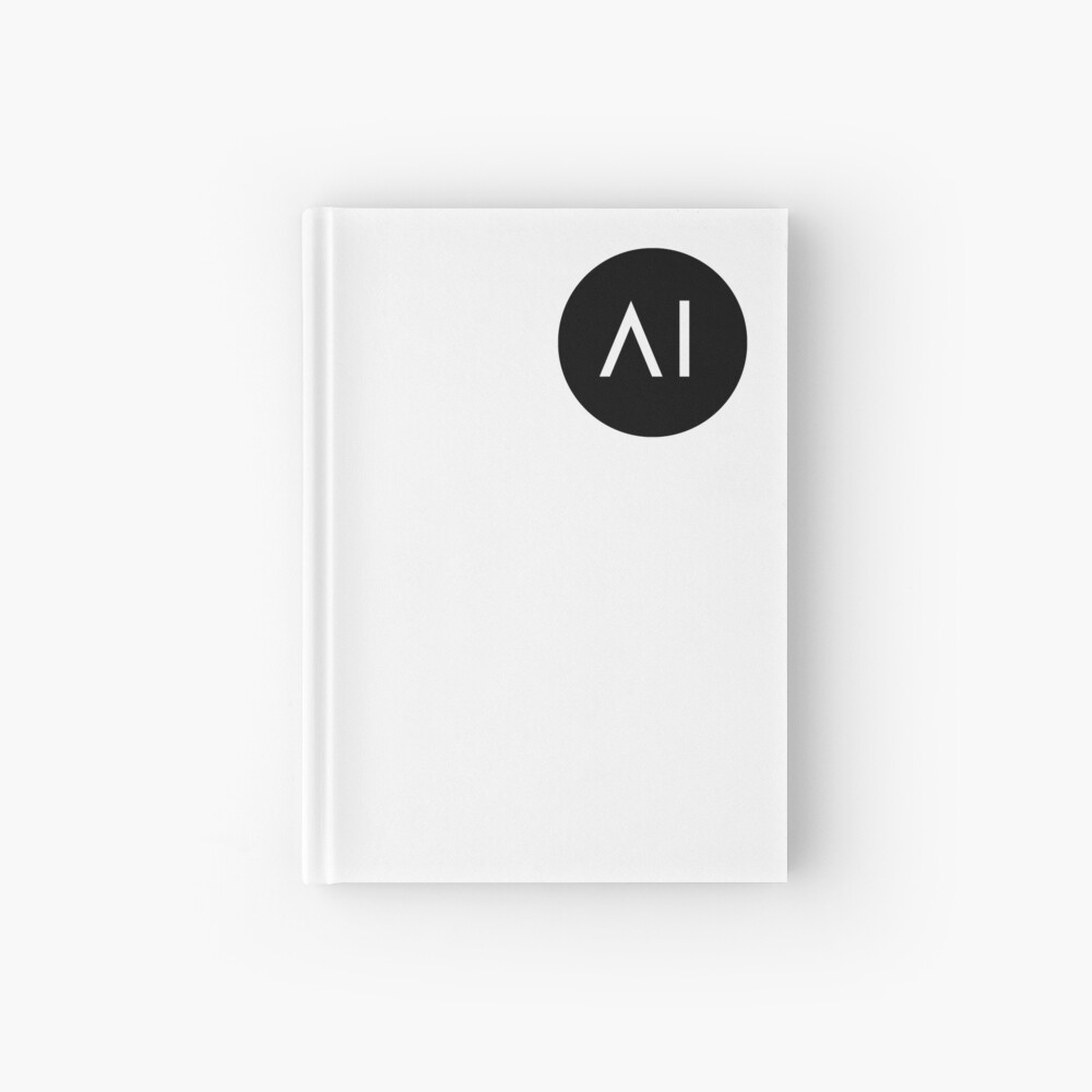 artificial intelligence Hardcover Journal