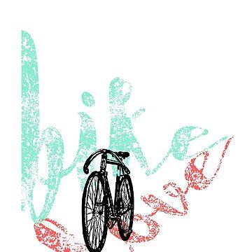 Bike Love by -Pano