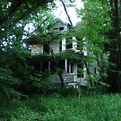 Abandoned House - New York by clarebearhh