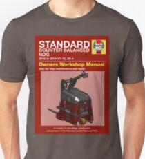 AGV User Manual Colour Unisex T-Shirt