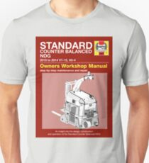 AGV User Manual BW Unisex T-Shirt