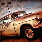 Viva oxidado Chevy viejo! by GWGantt