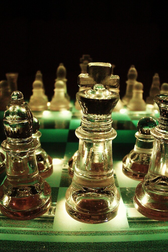 chess by Jeannamonroe