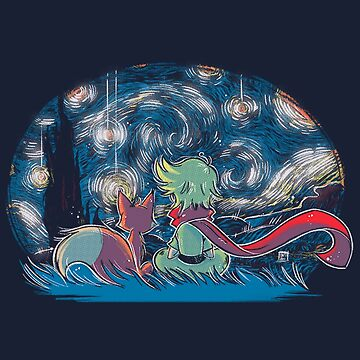 The Little Prince by ColioMango