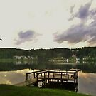 Lake Sand Pond - French Woods Festival of the Performing Arts, New York by clarebearhh