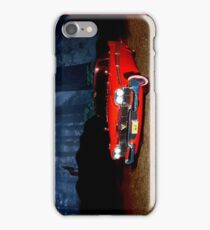 Plymouth fury 1958 iPhone Case/Skin