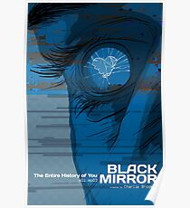 Black Mirror S01E03 - Entire History of You Poster