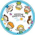 Happy Children all around the world by thewishdesigns