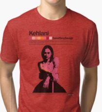 Kehlani. Tri-blend T-Shirt