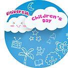 Happy Universal Children Day by thewishdesigns