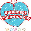 Loving heart for all children by thewishdesigns