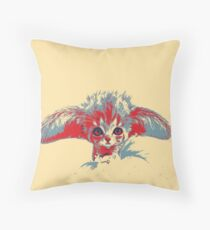 Waiting for you to come home Throw Pillow