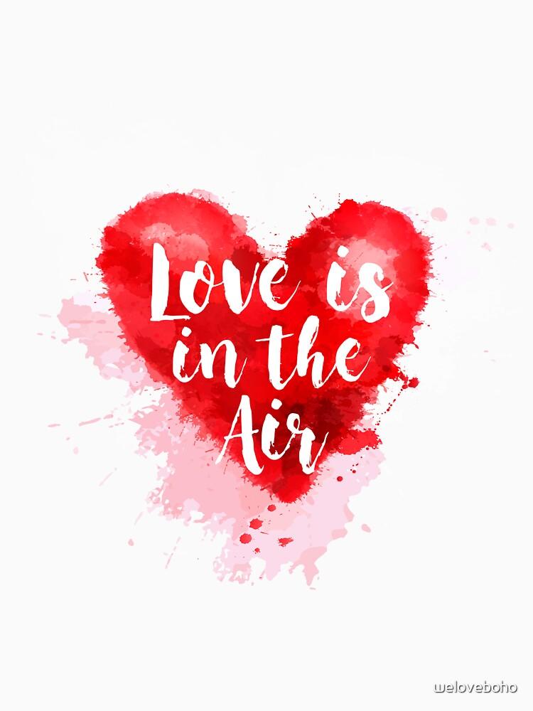 Love is the Air de weloveboho