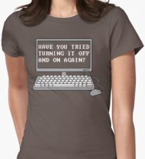 THE IT CROWD - Have You Tried Turning It Off And On Again? T-Shirt