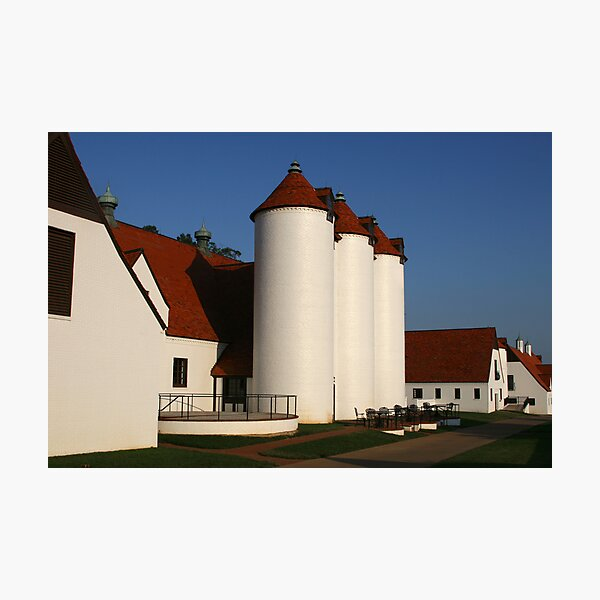 Normandy Dairy at Berry College Photographic Print