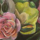 Roses (card only) by Tanja Udelhofen