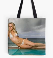 Ally swimwear Tote Bag