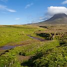 Landscape of Iceland by Dominika Aniola