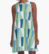 Irregular shapes A-Line Dress