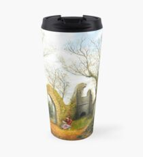 The Letter in Conygar Woods Travel Mug