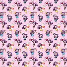 Wild Chibi Wallpaper by InSecurity