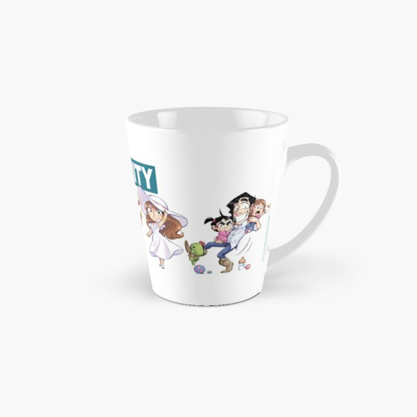 Dance Of The Chibis Tall Mug