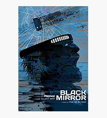 Black Mirror S03E02 - Playtest Photographic Print