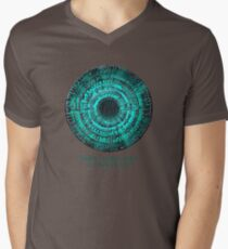 The Pandorica Men's V-Neck T-Shirt