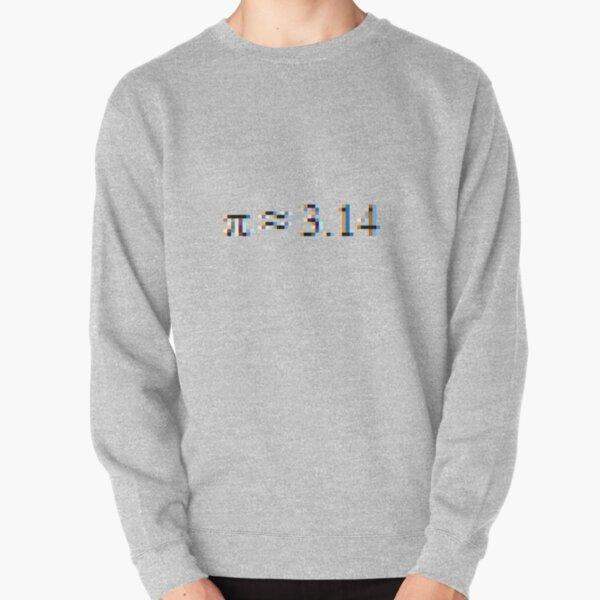 Pi = 3.14; Π, π Pullover Sweatshirt
