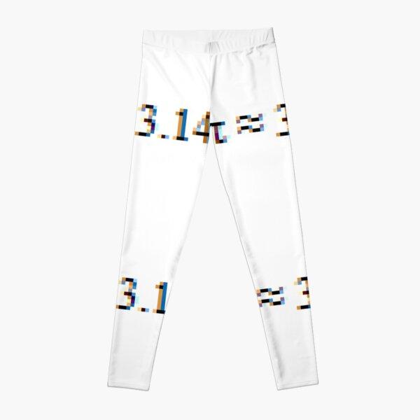 Pi = 3.14; Π, π Leggings