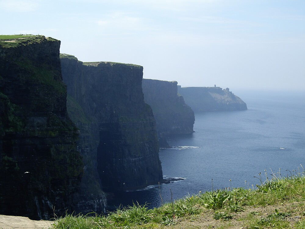 The Cliffs of Moher by Paul Starkey