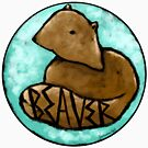 Beaver Fever by soulmamaarts