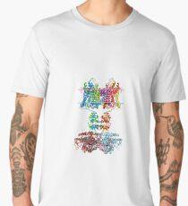 This giant biological molecule is an ion channel Men's Premium T-Shirt