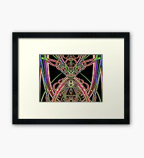 'Renaissance Man (Born to Synthesize) Framed Print