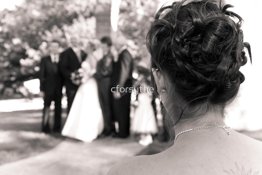2007 Wedding III by cforsythe