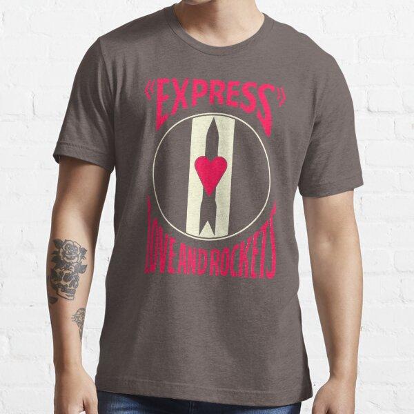 GRANDE VENTE HY993 Express Love And Rockets Meilleur produit T-shirt essentiel