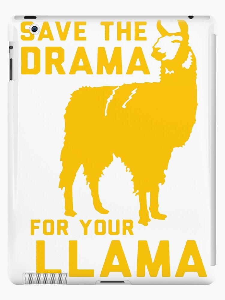 Drama Lama [Yellow] by scarammanga