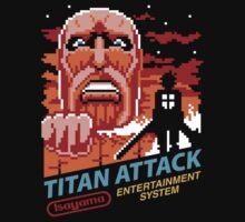 Titan Attack | Unisex T-Shirt