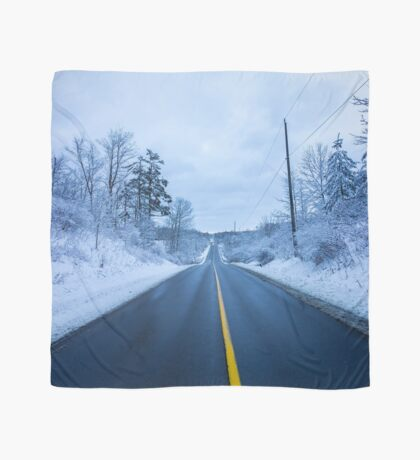 Winter Road Scarf