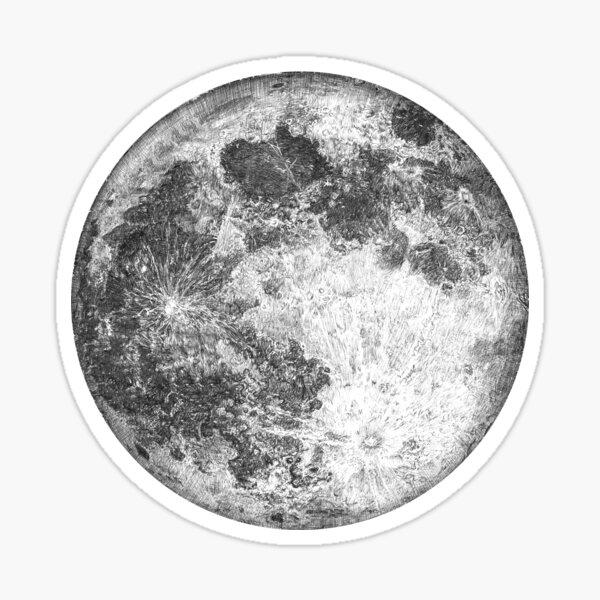 Bella Luna Sticker